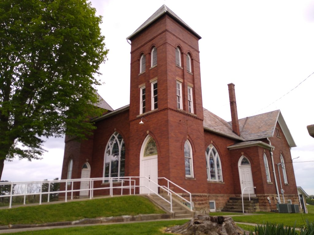 Zion UCC Thornville